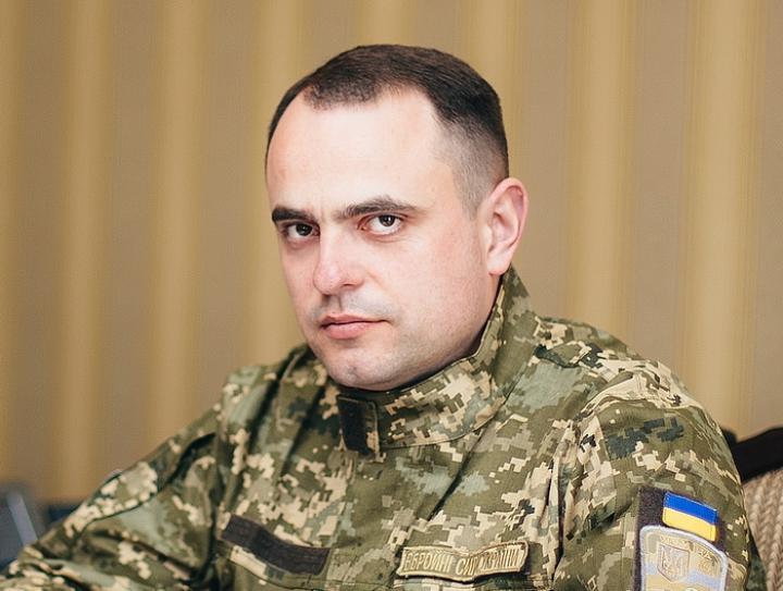 Матиос представил нового военного прокурора АТО