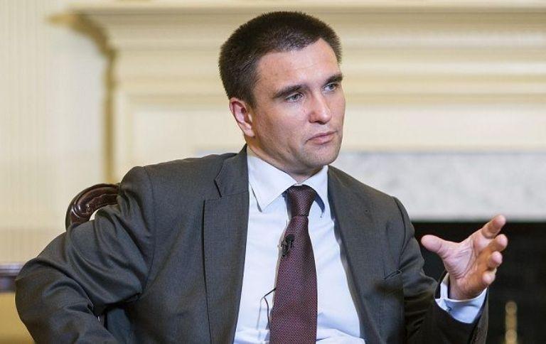 Евросоюз поддерживает продление санкций против РФ, – Климкин