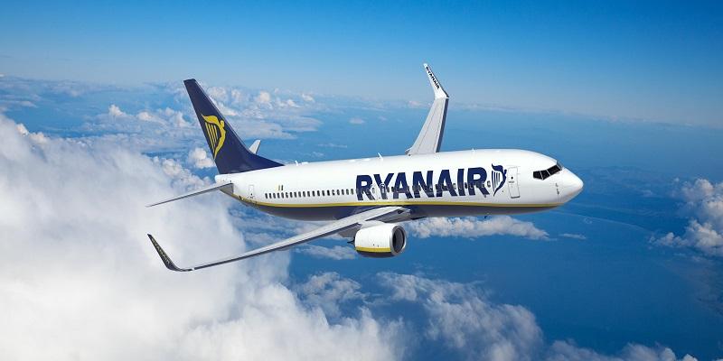 Ryanair начнет полеты из Украины в Европу уже в сентябре