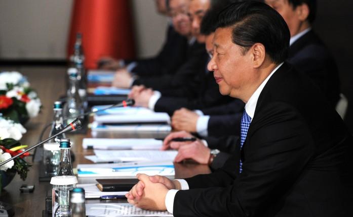 Глава КНР Китай предложил новую модель сотрудничества в Азии и Европе
