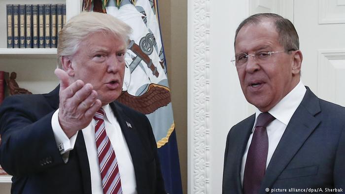 Трамп поделился с Россией сверхсекретными данными разведки Израиля