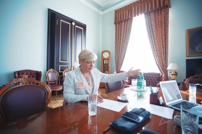 Гонтарева собирается уйти в длительный отпуск, — СМИ