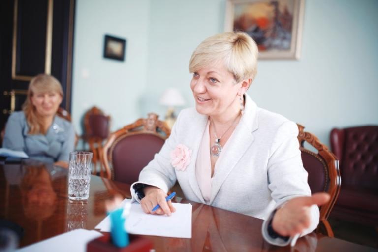 Передумала: Гонтарева приняла неожиданное решение по своей отставке