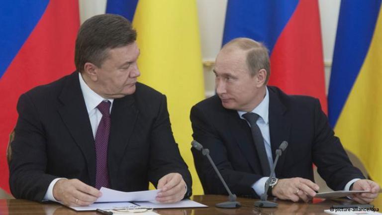 Янукович не просил введения российских войск на территорию Украины, — Совфед РФ
