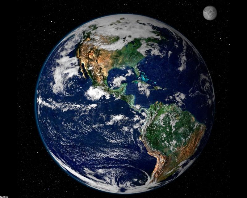 Земля может нагреться на 1,5 градуса меньше чем за десять лет