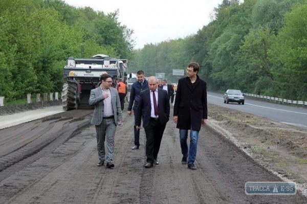 Проезд по скоростной трассе Одесса — Гданьск будет платным, — Омелян