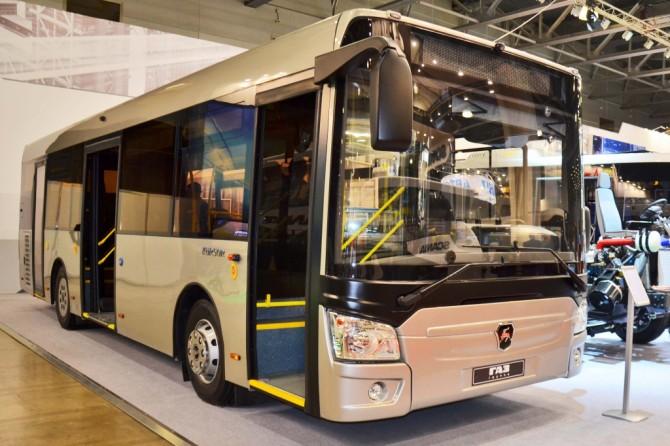 Под санкции Порошенко попали и российские автобусы