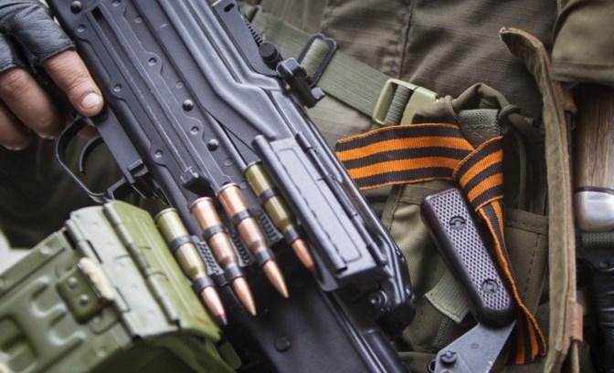 Боевики накрывают позиции ВСУ из зенитных установок, — штаб АТО