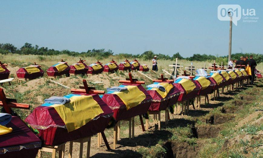 Около тысячи погибших еще не вывезены из ОРДЛО и не опознаны, — «Черный тюльпан»