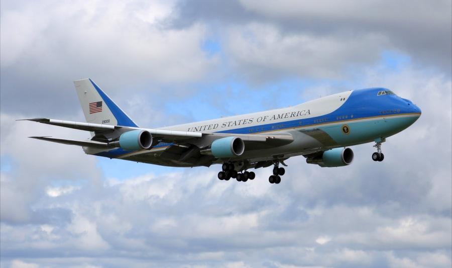 В самолете Трампа обнаружили угрозу взрыва, — CNN