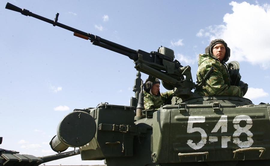 Украинские танкисты впервые примут участие в танковом биатлоне НАТО