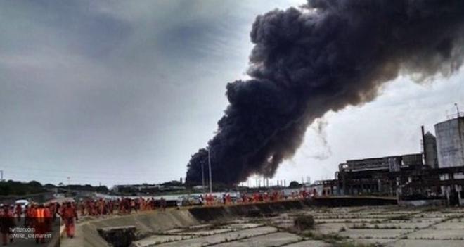 В Мексике взорвался склад пиротехники, погибло 14 человек
