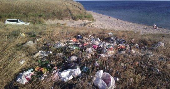 Хорошие новости о крымском мусоре