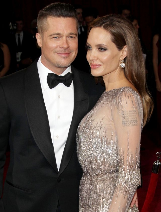 Похорошевшая Анджелина Джоли попала в объективы папарацци