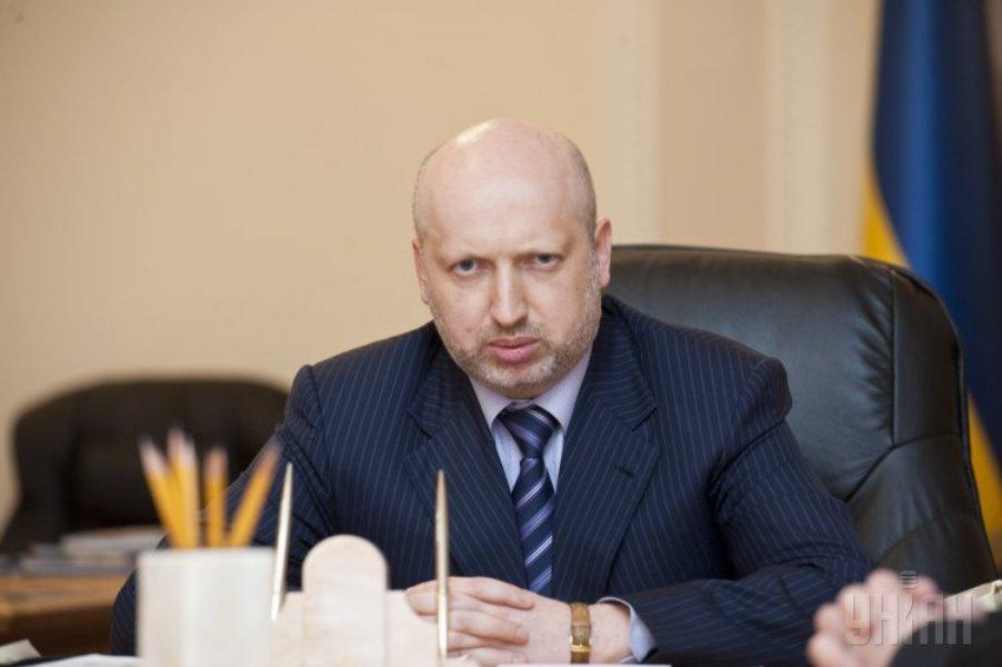 Турчинов назвал подробности кибератаки, которая была проведена против Украины