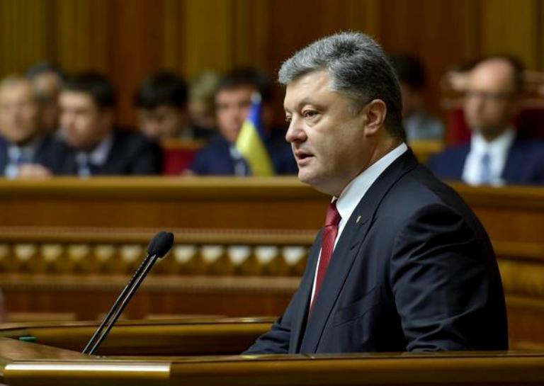 Петр Порошенко отменил «закон Савченко»