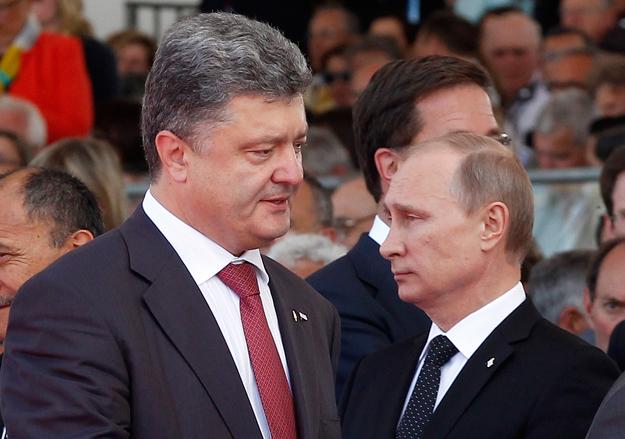 Порошенко: Раньше я бы ни за что не поверил, что Путин захватит Крым и Донбасс