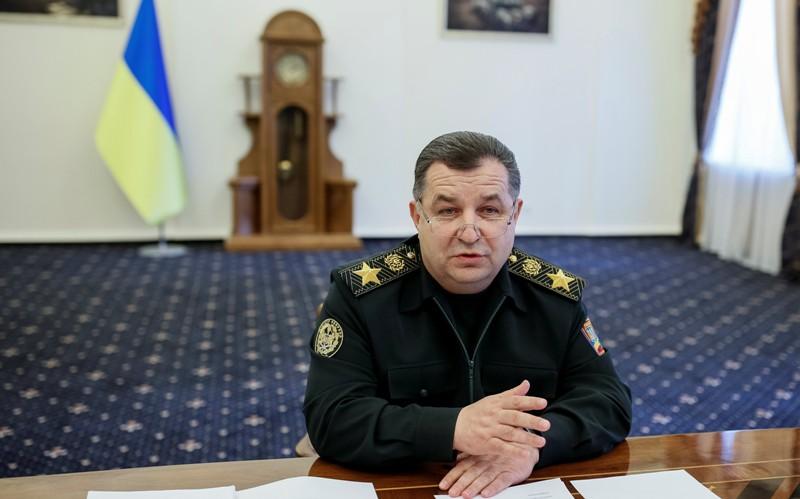 Полторак: Украина продолжит участие в операции НАТО в Афганистане