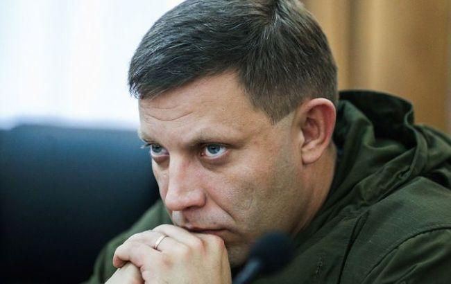 Кремль хочет убрать главаря «ДНР» Захарченко, — разведка