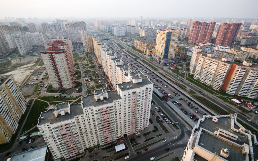 Жителей украинских многоэтажек оставили без субсидий