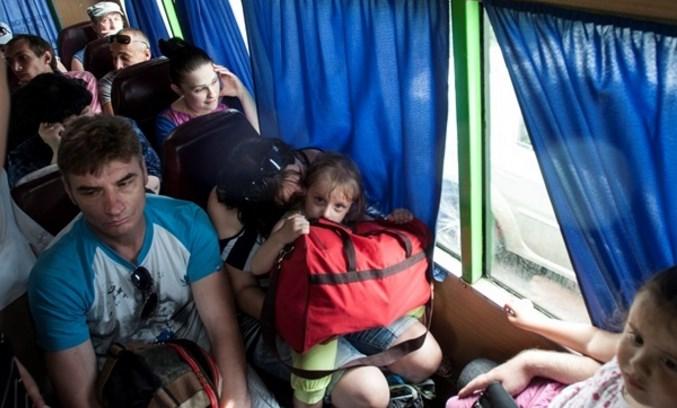 В Украине насчитали уже 1,58 миллиона вынужденных переселенцев