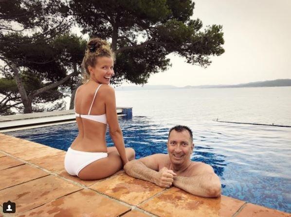 Молодая мама Инна Цымбалюк восхитила идеальной фигурой в купальнике