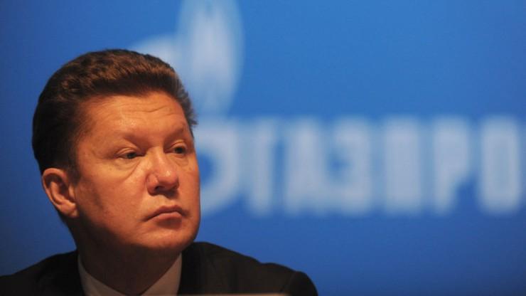 Миллер поведал о понижении объема транзита газа через государство Украину