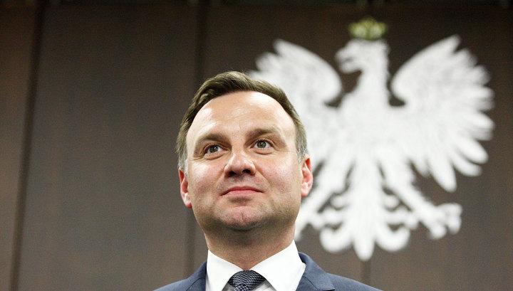 Дуда ветировал законы о спорной судебной реформе в Польше