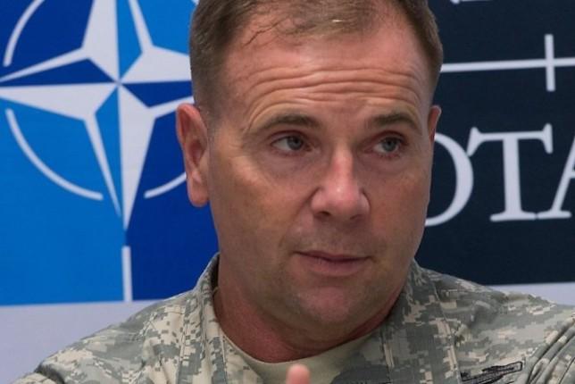 Ходжес назвал главную цель России в Украине