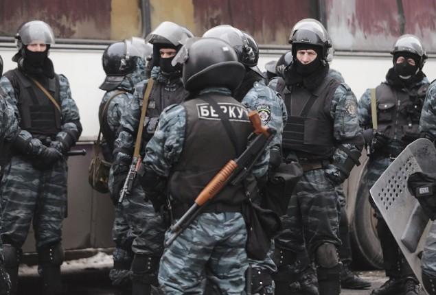 «Беркутовцы» не являются на суды по делам Евромайдана, — Закревская