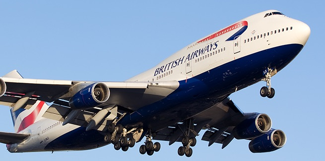 British Airways закрыла представительства в РФ