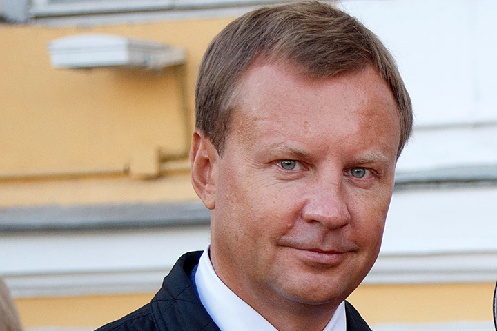 Геращенко показал последнее сообщение Вороненкова за 2 минуты до смерти