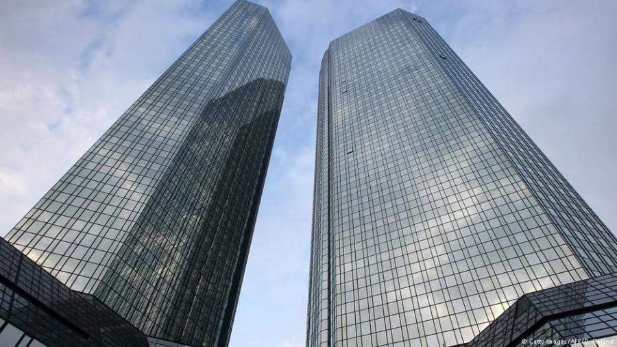 Германский Deutsche Bank может вывести из Англии около $350 млрд.