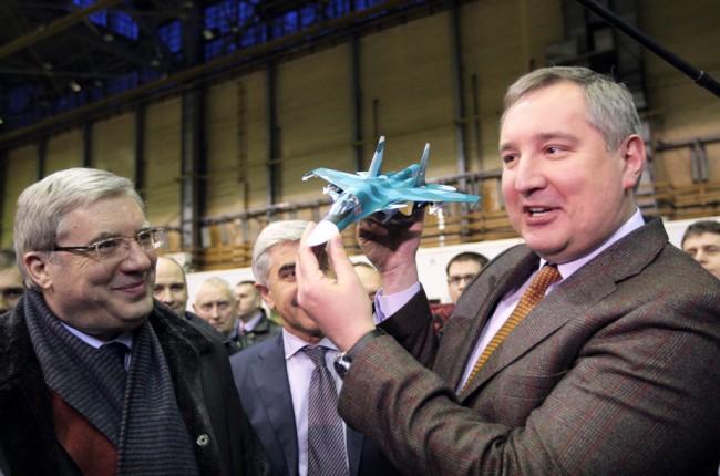 Рогозин устроил истерику из-за запрета пересекать воздушное пространство Румынии