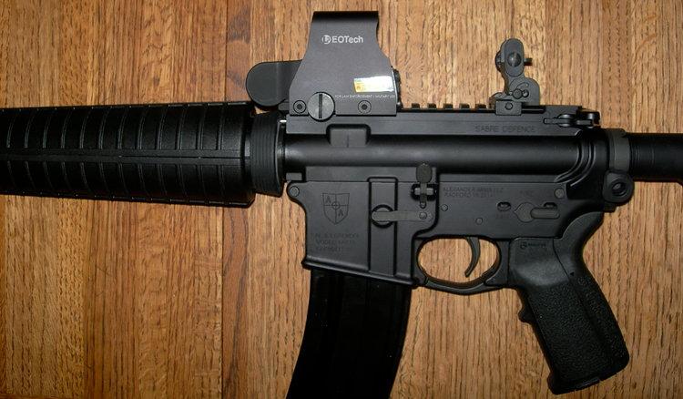 США планируют закупить снайперское снаряжение для Украины
