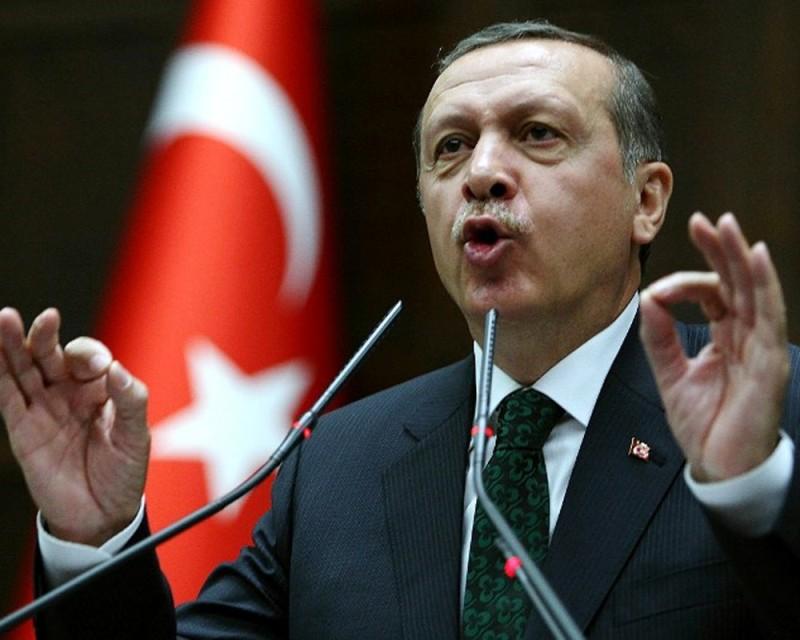 Эрдоган раскритиковал заявления Берлина о Турции