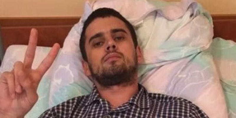 Евгений Дейдей прокомментировал свое ранение в зоне АТО