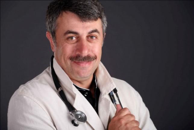 Комаровский дал три совета для здоровья детей