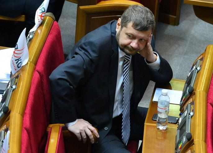 Мосийчук подтвердил, что нардеп Дейдей тяжело ранен