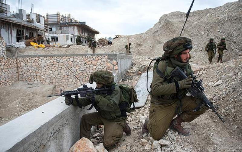 Израиль нанес удар по Сектору Газа в ответ на ракетный обстрел