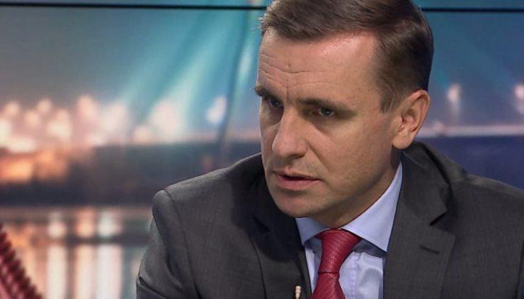 Елисеев: Украина предложила ЕС перейти к более активной политике деоккупации Крыма
