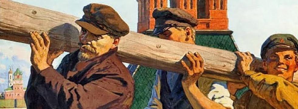 Балет «Ленин и бревно» на музыку советских композиторов рвет шаблоны