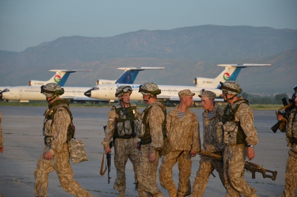 Россия намерена затащить в Сирию своих союзников по ОДКБ