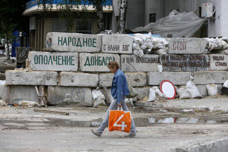 В «ДНР» и «ЛНР» в трудовых лагерях принудительно работают тысячи людей