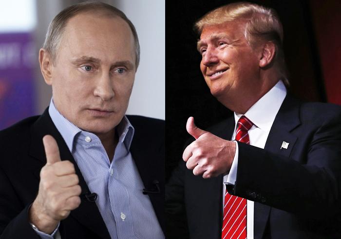 Die Welt: Путин будет пытаться ублажить Трампа во время первой встречи