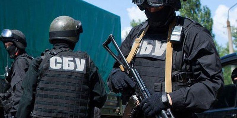 Силовики нагрянули собыском вкиевский кабинет поставщика электронных браслетов