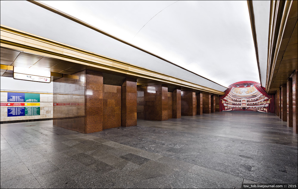 Минирование станции метро «Театральная» в Киеве не подтвердилось