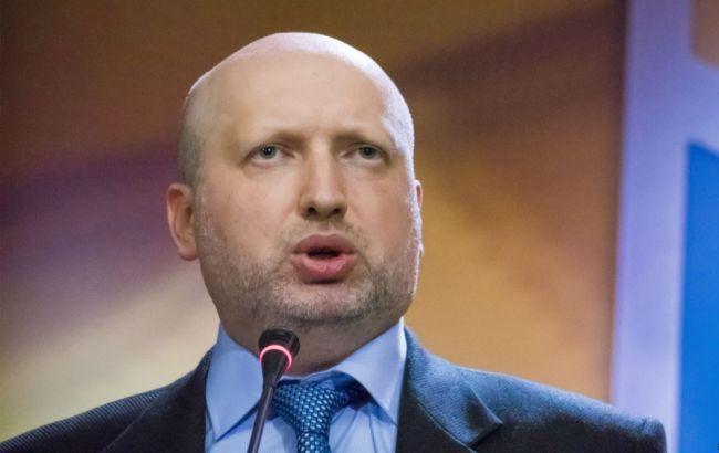 Турчинов раскрыл, что прописано в законе о реинтеграции Донбасса