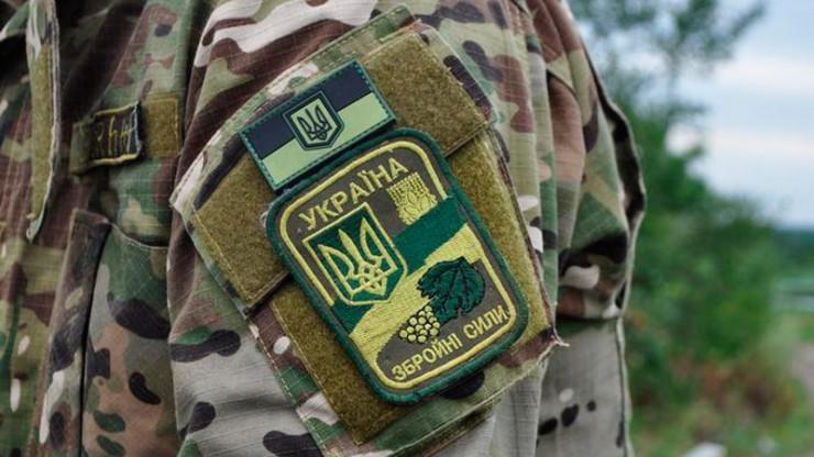 Четверо военных ранены в зоне АТО, — штаб