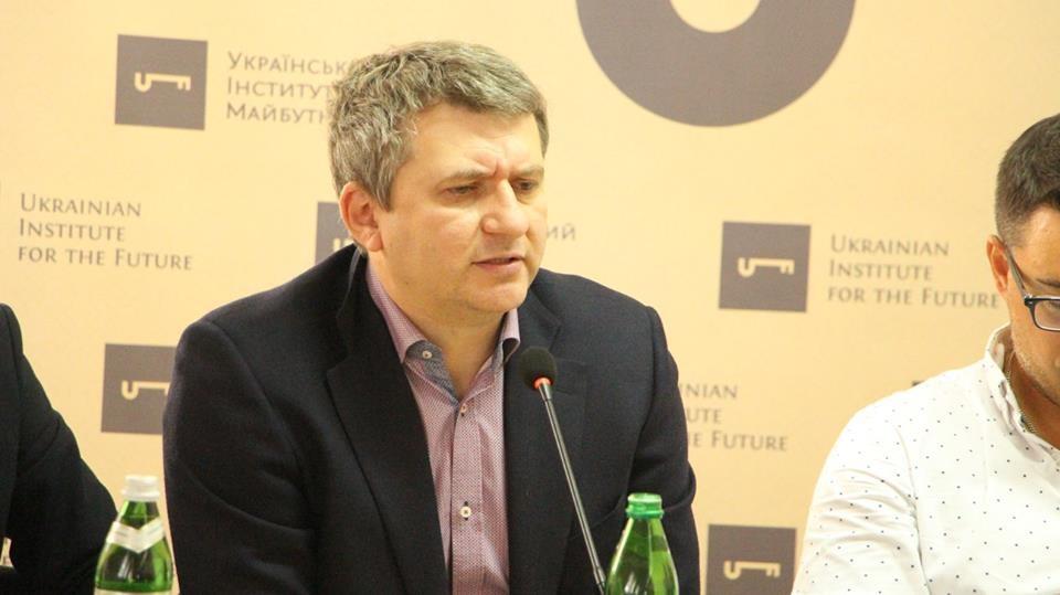 Юрий Романенко: Коррупция — несущая конструкция украинского общества